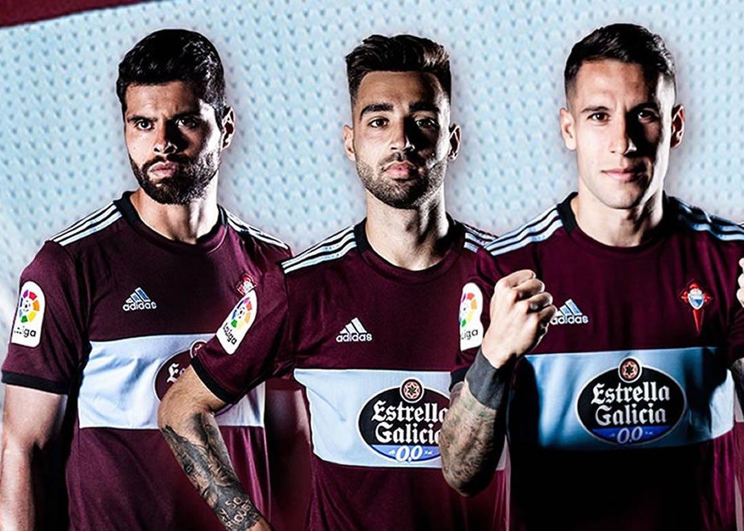 Resultado de imagen de camisetas del Celta de Vigo 2019/2020