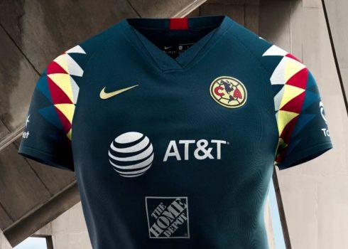 Camiseta visita del Club América 2019/2020 | Imagen Nike