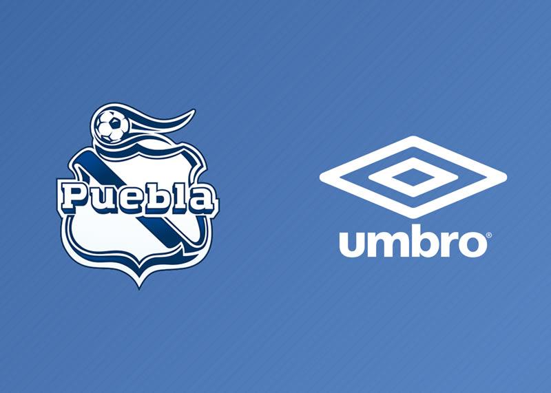 Club Puebla anuncia contrato con Umbro