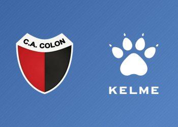 Kelme nuevo sponsor técnico de Colón de Santa Fe