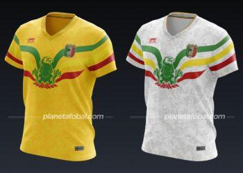 Mali (Airness) | Camisetas de la Copa Africana de Naciones 2019