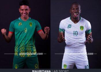 Mauritania (AB Sport) | Camisetas de la Copa Africana de Naciones 2019