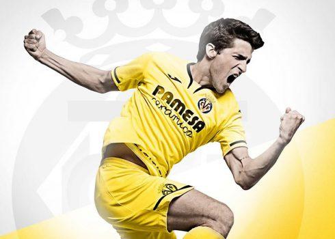Equipación local del Villarreal CF 2019/2020 | Imagen Joma Sport