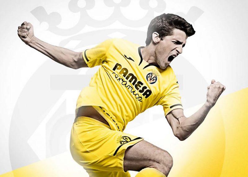 Equipación local del Villarreal CF 2019/2020   Imagen Joma Sport