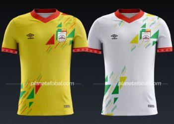 Benin (Umbro) | Camisetas de la Copa Africana de Naciones 2019