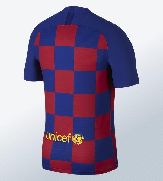 Camiseta titular del FC Barcelona 2019/2020 | Imagen Nike