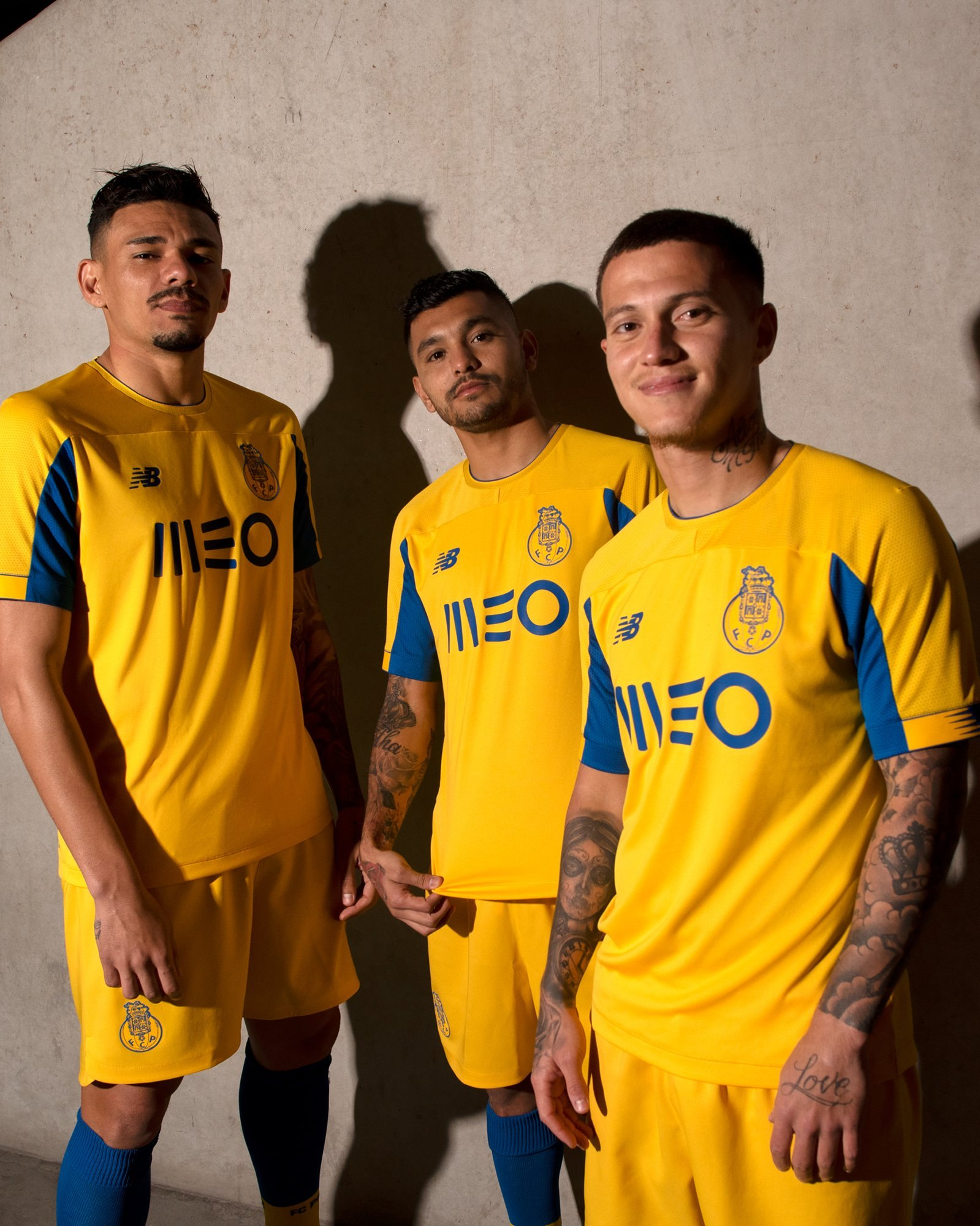 Camiseta suplente New Balance del Porto 2019/20 | Imagen Web Oficial