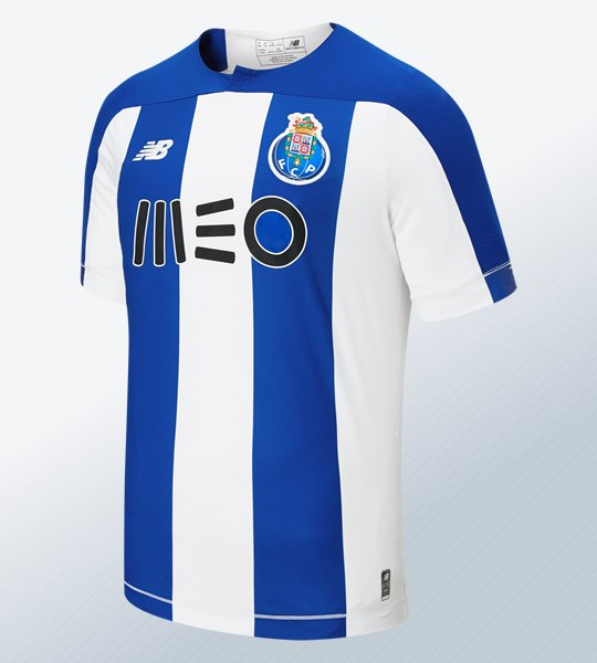 Camiseta titular del Porto 2019/2020 | Imagen New Balance