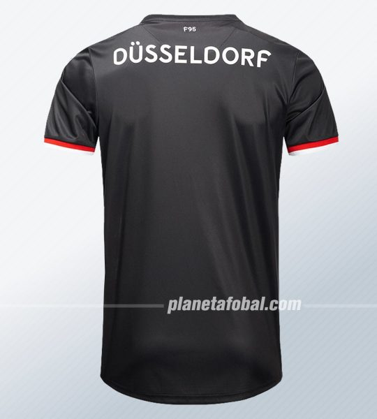 Tercera camiseta uhlsport del Fortuna Düsseldorf 2019/20 | Imagen Web Oficial