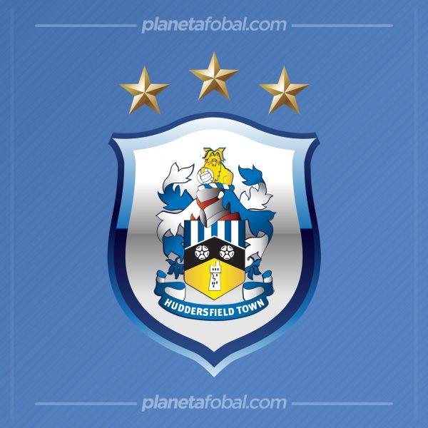 Escudo anterior del Huddersfield Town FC | Imagen Web Oficial