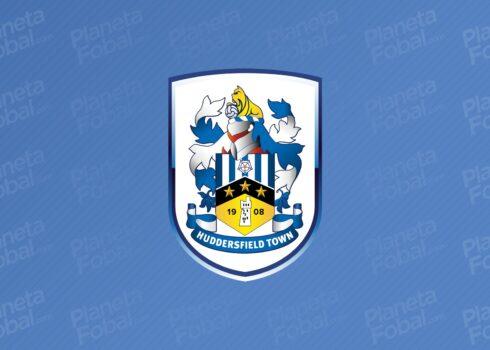 Nuevo escudo del Huddersfield Town FC | Imagen Web Oficial