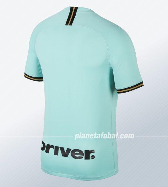 Camiseta suplente del Inter 2019/2020 | Imagen Nike