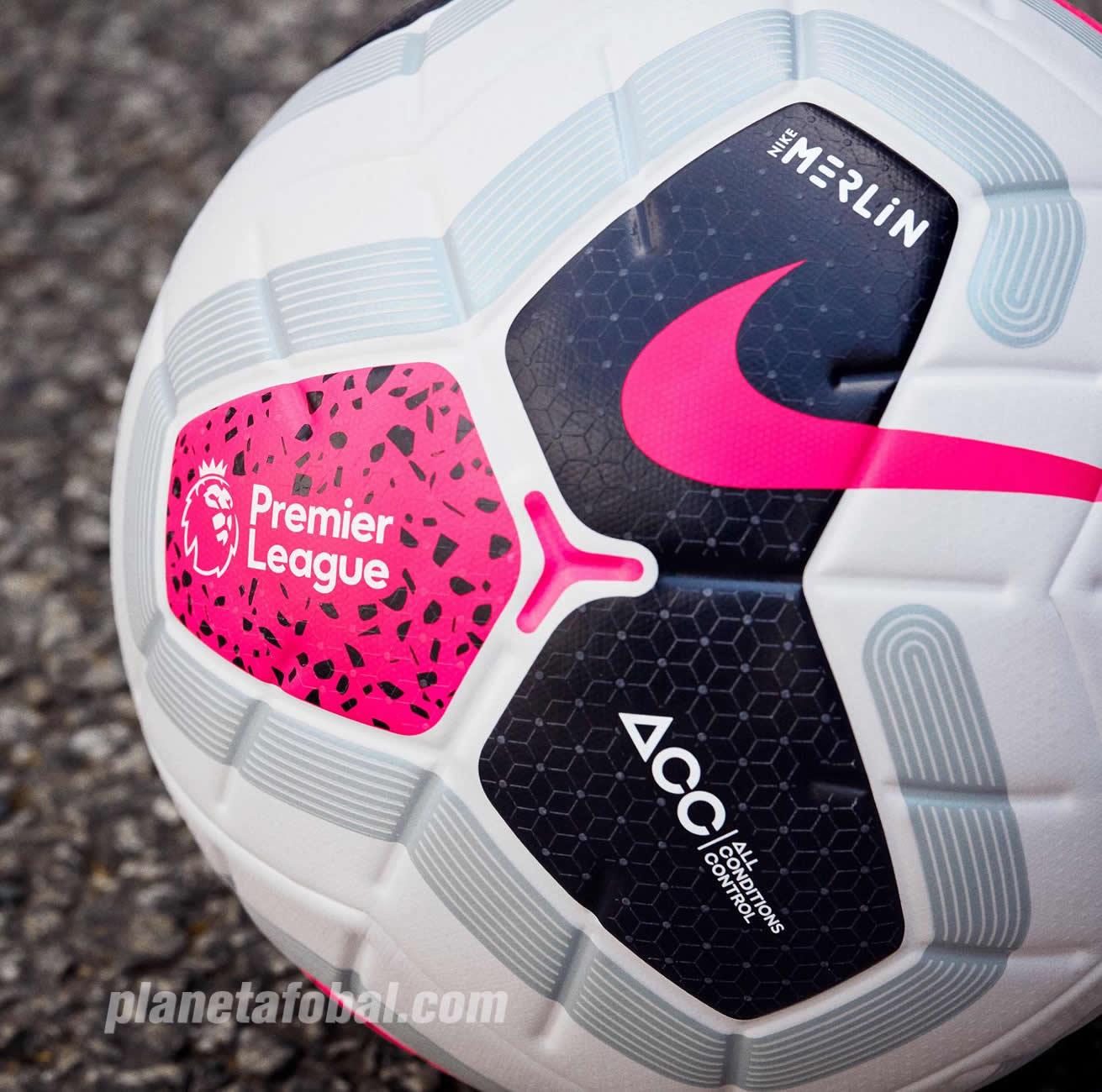 Balón Merlin Premier League 2019/20 | Imagen Nike