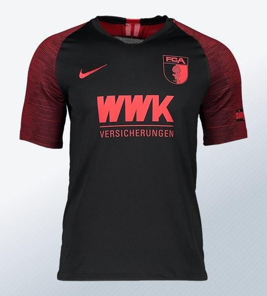 Camiseta suplente Nike del FC Augsburg 2019/2020 | Imagen Web Oficial