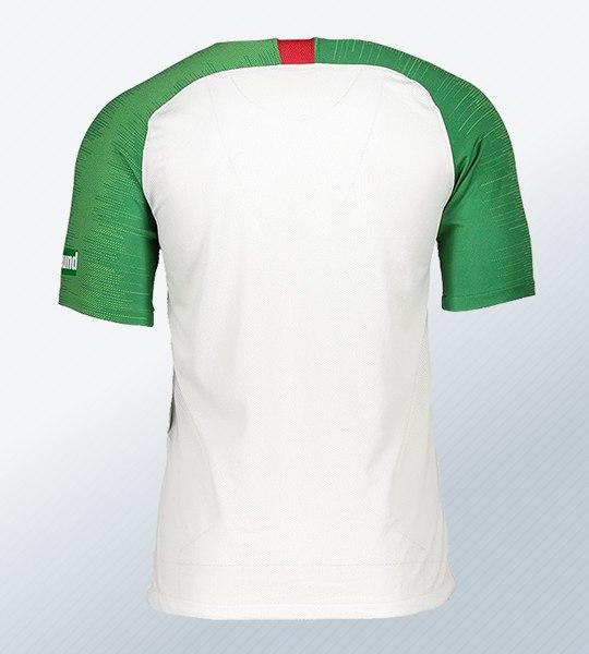 Camiseta titular Nike del FC Augsburg 2019/2020 | Imagen Web Oficial