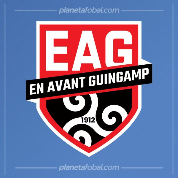 Nuevo del EA Guingamp 2019 | Imagen Web Oficial
