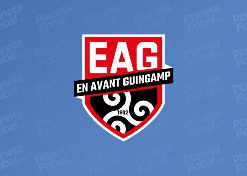 En Avant Guingamp presenta su nuevo escudo