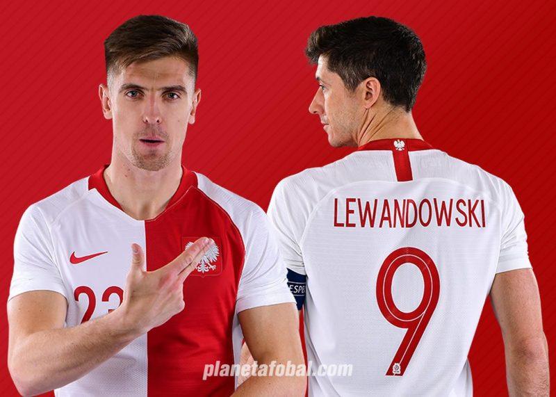 Camiseta Edición Limitada Nike de Polonia 2019 | Imagen Web Oficial