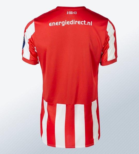 Camiseta titular Umbro del PSV Eindhoven 2019/20 | Imagen Web Oficial
