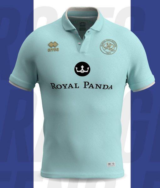 Camiseta suplente Erreà del QPR 2019/20 | Imagen Web Oficial