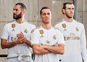 Camiseta titular del Real Madrid 2019/2020 | Imagen Adidas