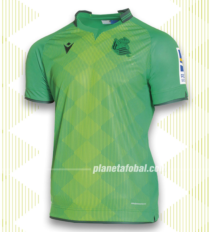 Camiseta suplente Macron de la Real Sociedad 2019/20 | Imagen Web Oficial