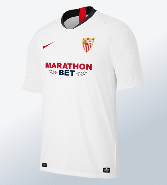 Primera equipación del Sevilla 2019/2020 | Imagen Web Oficial