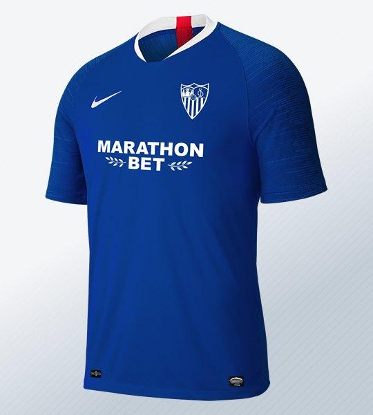 Tercera equipación del Sevilla 2019/2020 | Imagen Web Oficial