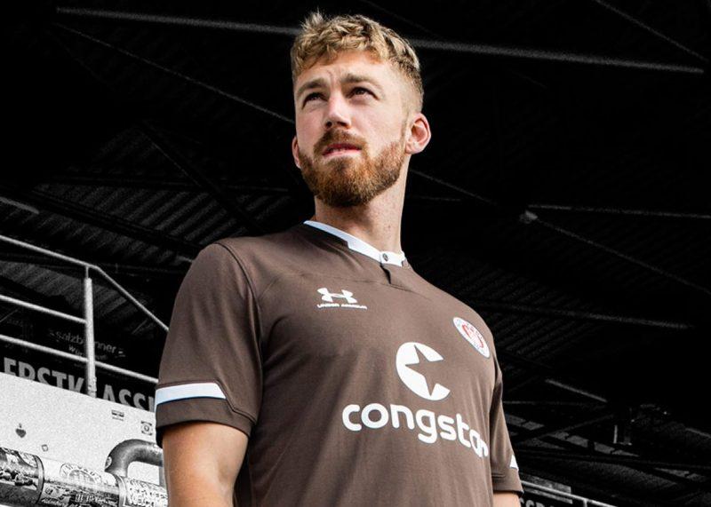 Camiseta Under Armour del St. Pauli 2019/20 | Imagen Web Oficial