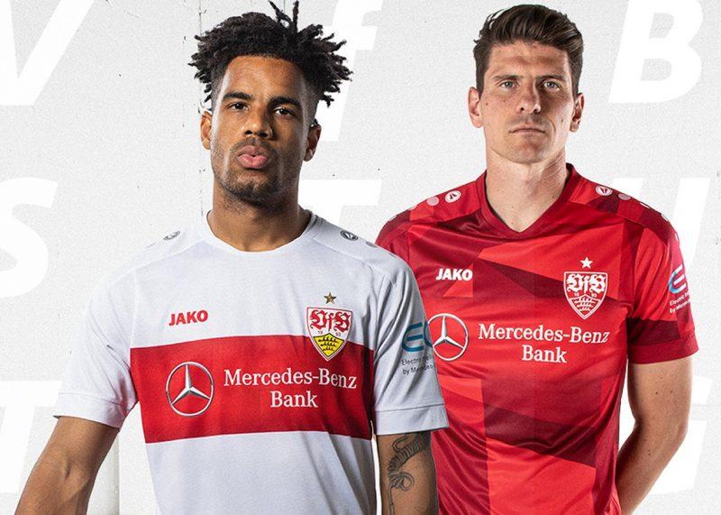 Camisetas Jako del Stuttgart 2019/20 | Imagen Web Oficial