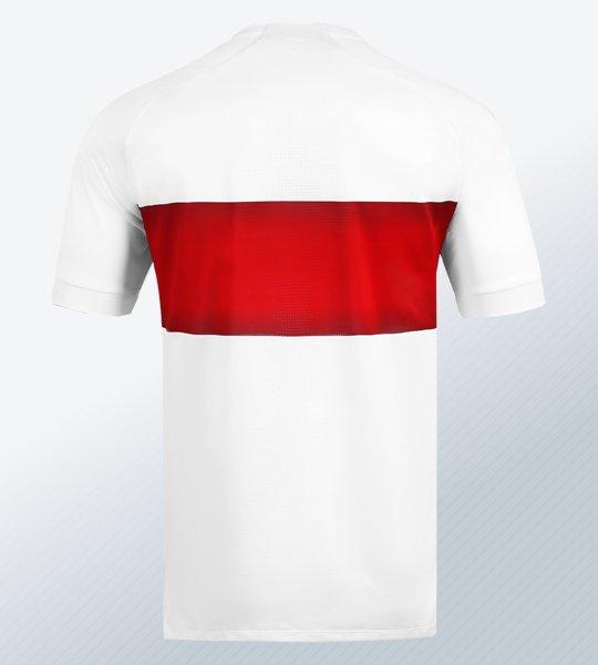 Camiseta titular Jako del Stuttgart 2019/20 | Imagen Web Oficial