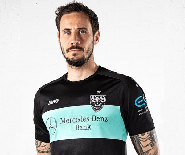 Camiseta de arquero Jako del Stuttgart 2019/20 | Imagen Web Oficial