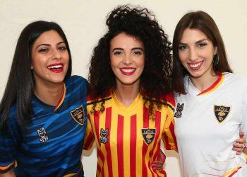 Camisetas M908 del Lecce 2019/2020 | Imagen Web Oficial