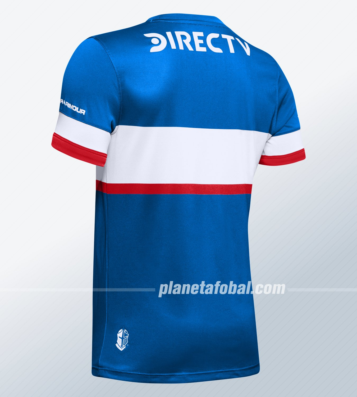 Tercera camiseta de la Universidad Católica 2019 | Imagen Under Armour