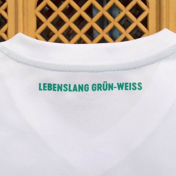 Camiseta suplente Umbro del Werder Bremen 2019/20   Imagen Web Oficial