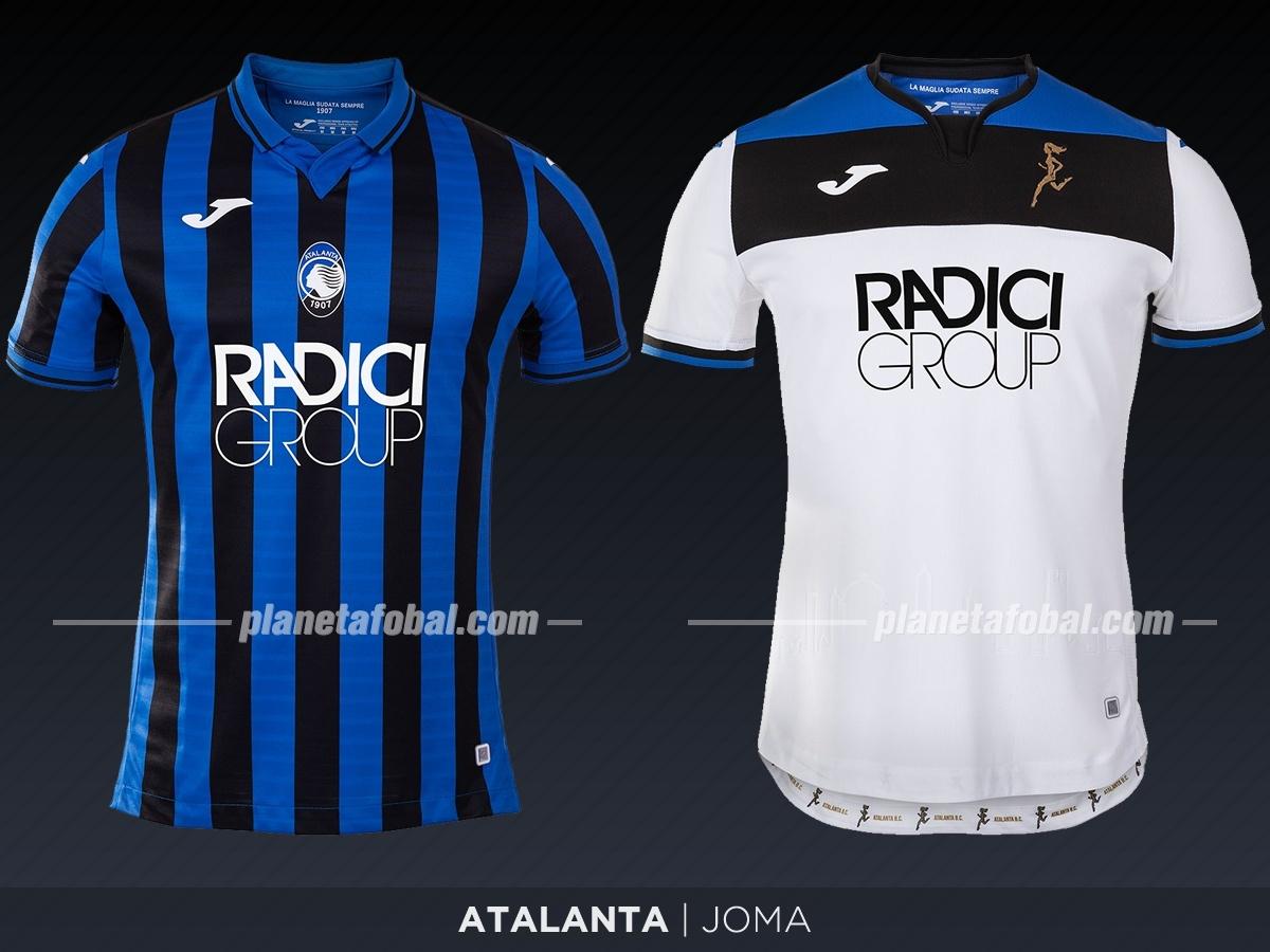 Atalanta (Joma) | Camisetas de la Serie A 2019-2020