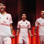 Camiseta suplente del AC Milan 2019/2020 | Imagen Puma