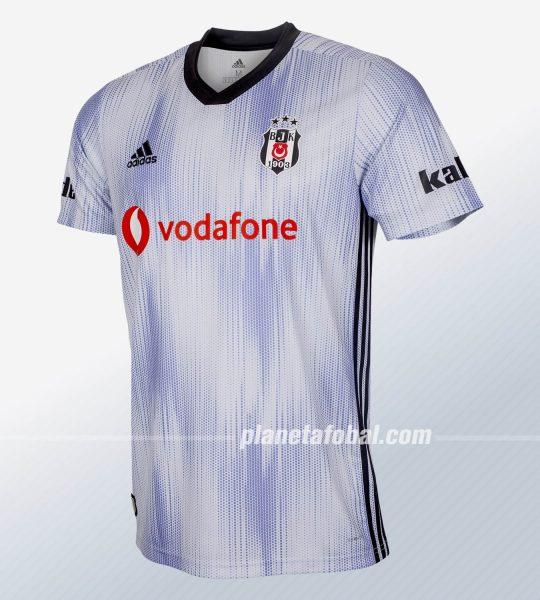 Tercera camiseta Adidas del Besiktas 2019/20 | Imagen Web Oficial