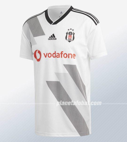 Camiseta titular Adidas del Besiktas 2019/20 | Imagen Web Oficial