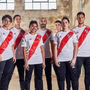 Camiseta titular Adidas de River 2019/2020   Imagen Web Oficial