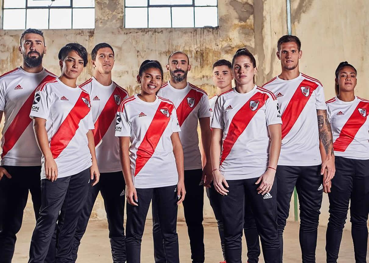 mejor venta gran selección de estilo distintivo Camiseta Adidas de River 2019/2020