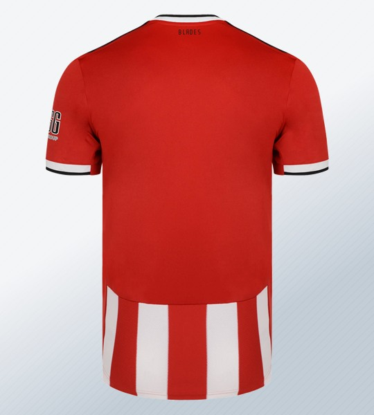 Camiseta titular Adidas del Sheffield United 2019/20 | Imagen Web Oficial