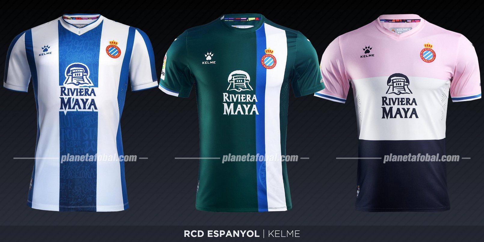 Espanyol (Kelme) | Camisetas de LaLiga 2019-2020