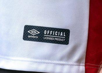 Camiseta suplente de Argentinos Juniors 2019/2020 | Imagen Umbro