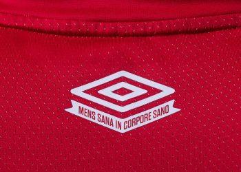 Camiseta titular de Argentinos Juniors 2019/2020 | Imagen Umbro