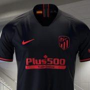 Camiseta suplente del Atlético de Madrid 2019/2020 | Imagen Nike