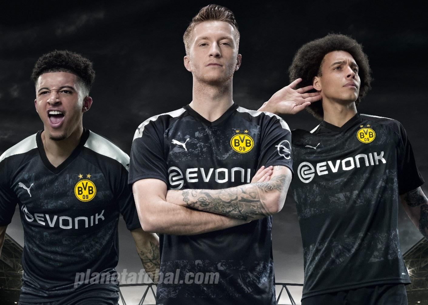 Uniforme Del Borussia Dortmund 2020