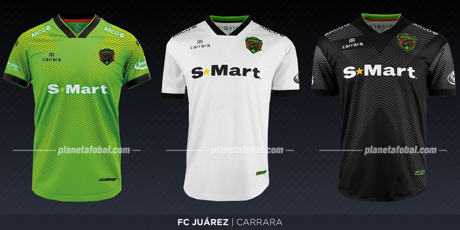 FC Juárez (Carrara) | Camisetas de la Liga MX 2019-2020
