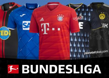 Camisetas de la Bundesliga de Alemania Temporada 2019-2020 | @planetafobal