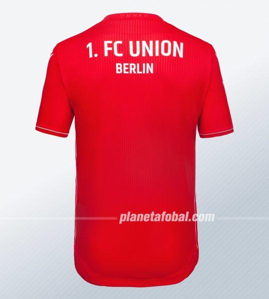 Camiseta titular Macron del FC Unión Berlín 2019/20 | Imagen Web Oficial
